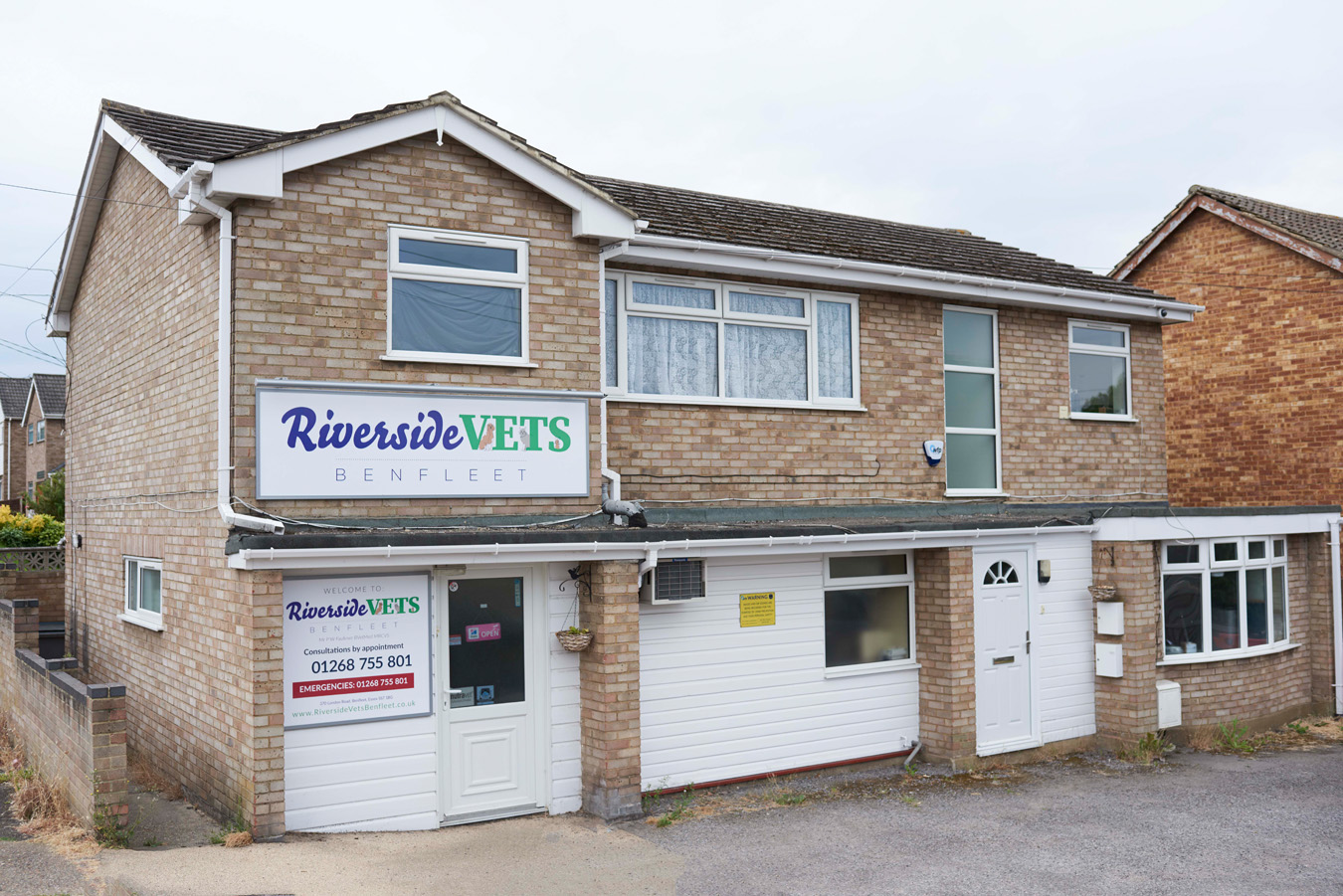 Riverside Vets Facilities - Free Parking
