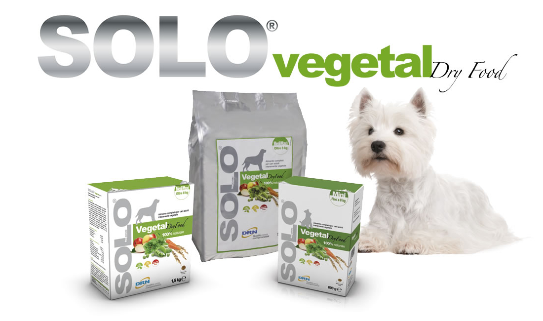 Solo Vegetal Complete Vegetarian Dog Food Riverside Vets